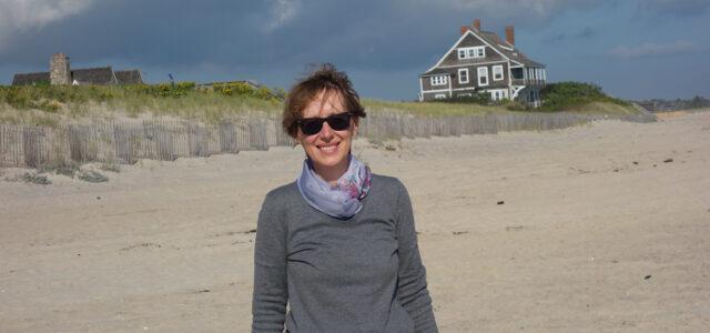 Uli Pauer am Strand: Warum ich entrümpeln liebe