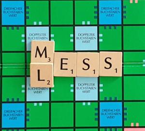 Warum minimalisieren Less Mess
